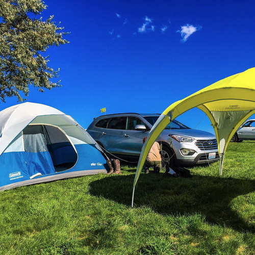 Concert Camping Kit