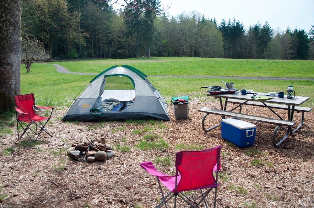 Car Camping Kits