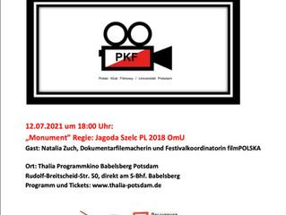 Polnischer Filmklub wieder auf großer Leinwand