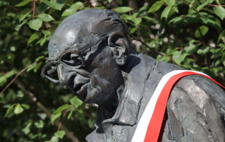 Bartoszewski-Denkmal in Sopot