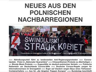 Neues aus den polnischen Nachbarregionen