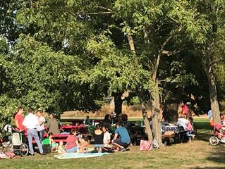 Deutsch-Polnisches Picknick