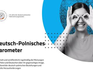 Deutsch-Polnisches Barometer mit eigener Website