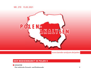 Der Medienmarkt in Polen (Teil II)