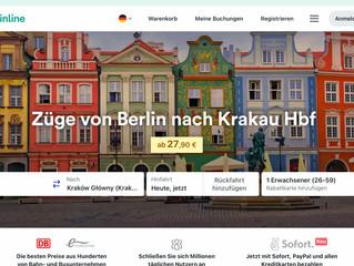 Berlin-Krakau mit der Bahn