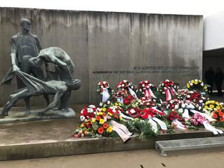 75 Jahre nach der Befreiung von Auschwitz