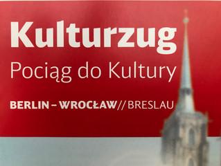 Vier Jahre Kulturzug Berlin-Wrocław
