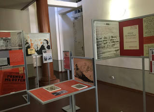Bartoszewski-Ausstellung in Potsdam steht bereit