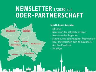 Newsletter der Oder-Partnerschaft