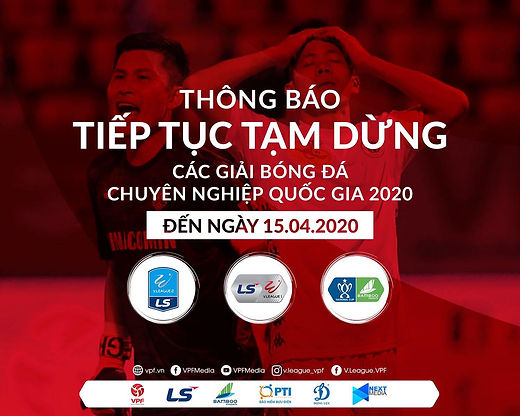 VPF Propose New Date For V League Restar