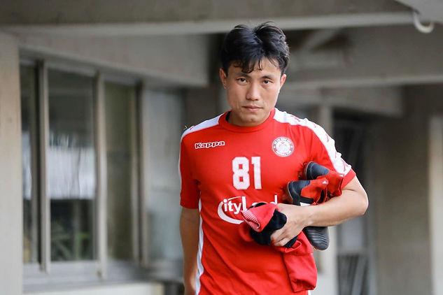 Vũ Anh Tuấn Injured Following Friendl