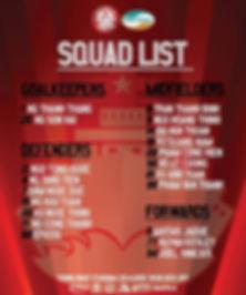 Squad to play Viettel FC.jpg