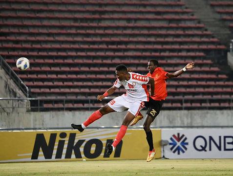 Baldé Directs His Header On Goal.jpg