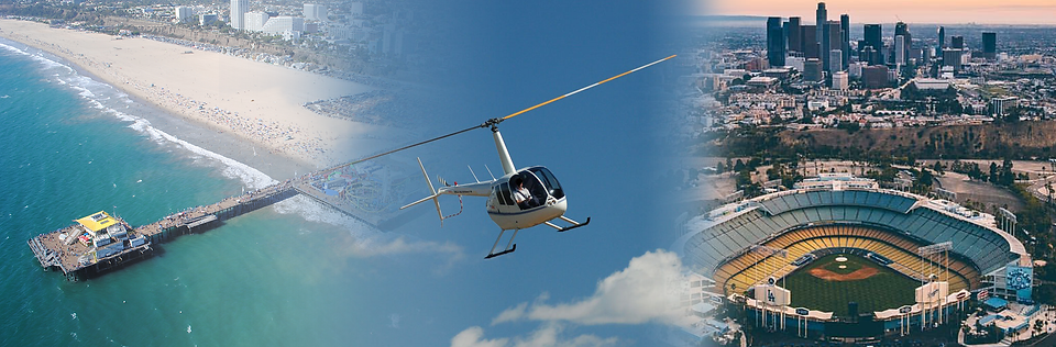Los Angeles Helicopter Tours Flying High Helicopters