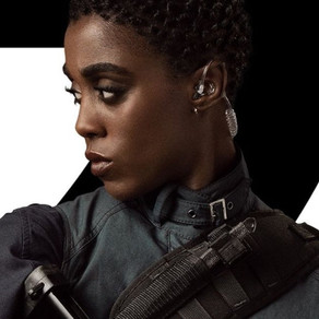 Lashana Lynch is 007 and Agent 355