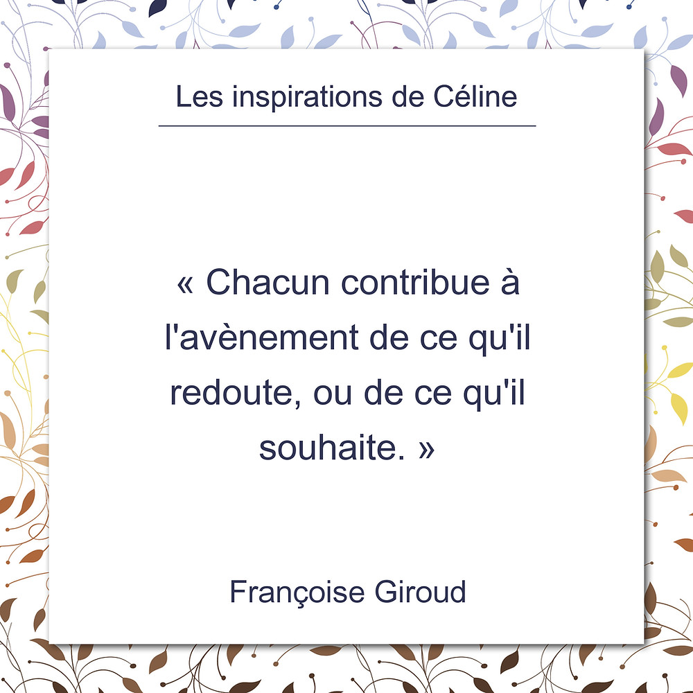 Les inspirations de Céline Kempf, citation de Frédéric Dard, aimer