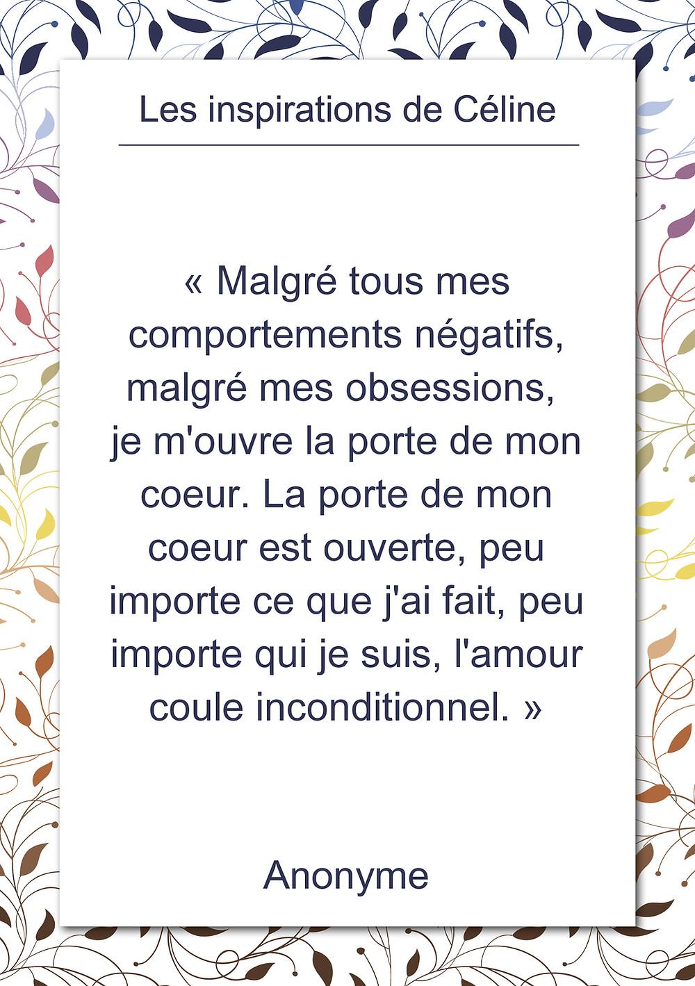 Les inspirations de Céline Kempf, citation d'Antoine de Saint-Exupéry, faire naître le désir dans le cœur des hommes