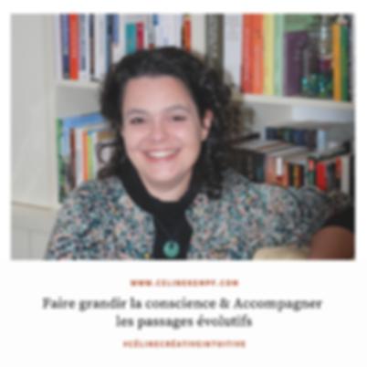 #CélineCréativeIntuitive_réseaux_sociaux