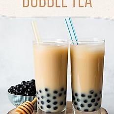 2.Bubble milk green tea