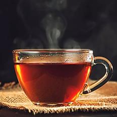 2.Hot black tea