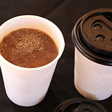 2.Hot chocolate