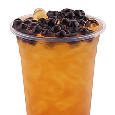 3.Passion fruit green tea