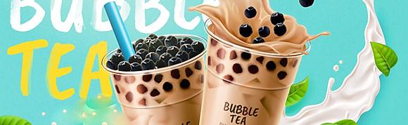 DRINKS --Bubble milk tea
