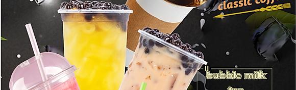---Flavored tea