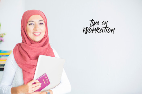 Workation - 3 tips to make it succesful