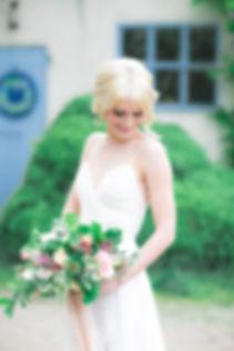 bride Orangerie 'd Heerstaayen - Domaine d'Heerstaayen