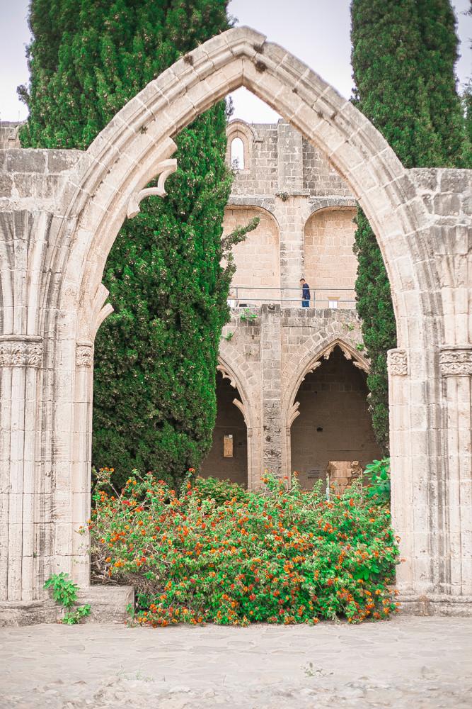 bellapais monastery kyrenia north cyprus