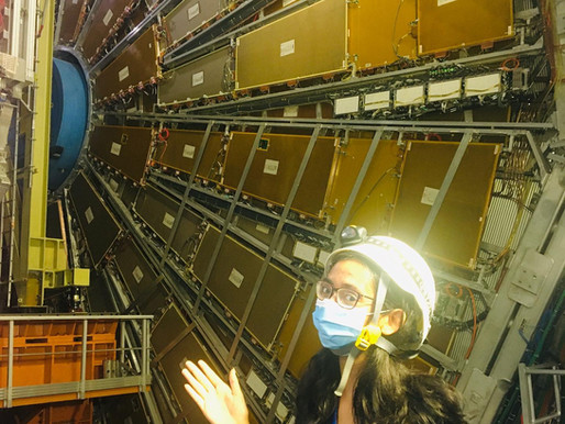 My CERN Internship & Visit to the Biggest Particle Accelerator