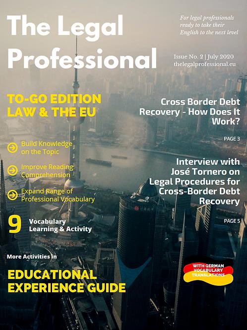 Law & the EU: Cross-Border Debt Recovery