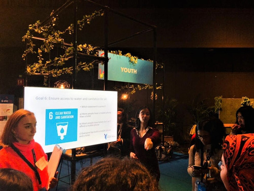From Ignorance to Actually Thinking About Environment: My time at United Nations G-STIC 2019
