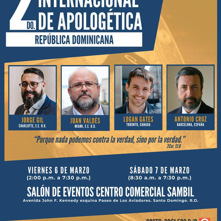 2do. Congreso Internacional de Apologética