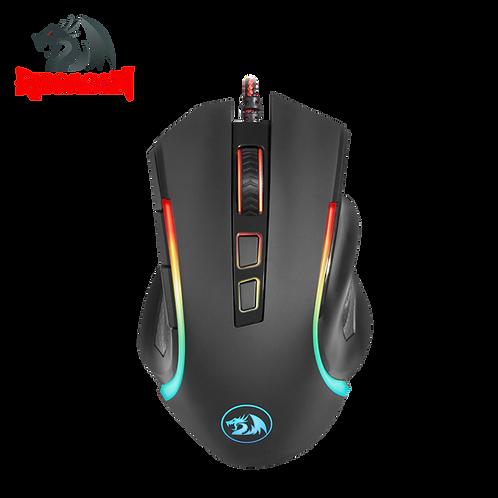 Mouse Gamer Redragon GRIFFIN M607 Hasta 7200 DPI, RGB, 8 botones
