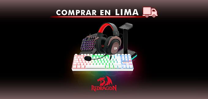 ¡Donde Comprar Redragon en Lima!