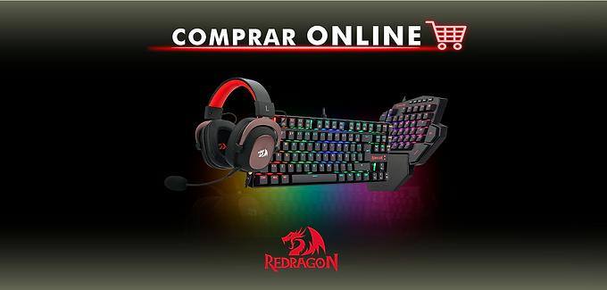¡Comprar Online Redragon!