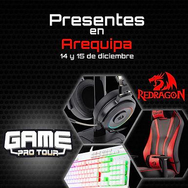 Game ProTour Arequipa