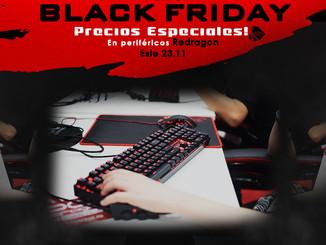 Black Friday 23.11 - Redragon