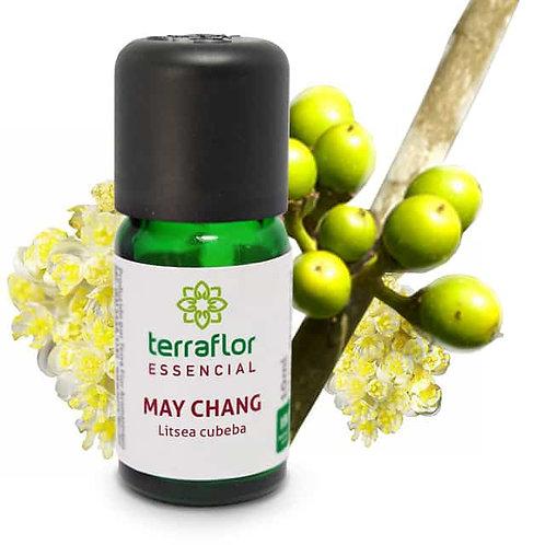 Óleo Essencial May Chang 10ml - Terraflor