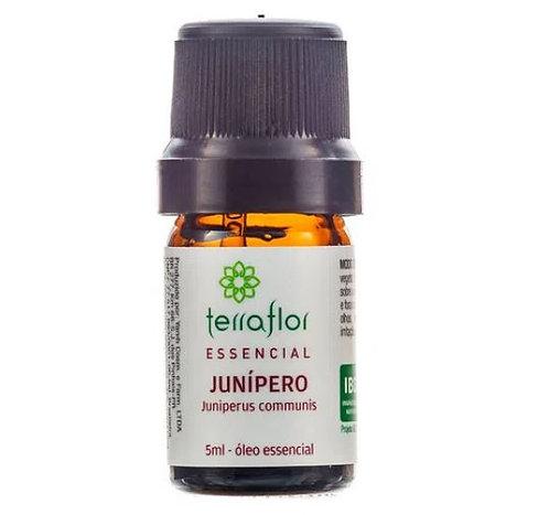 Óleo Essencial Natural de Junípero 5ml – Terra Flor