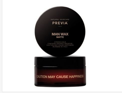 Previa Man Wax Matte 100ml