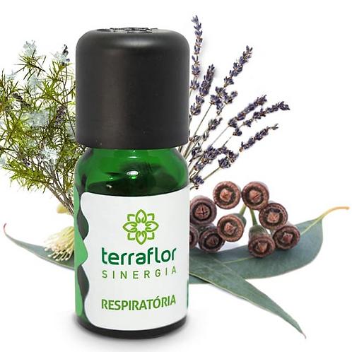Óleo Essencial Sinergia Respiratória 10ml - Terraflor