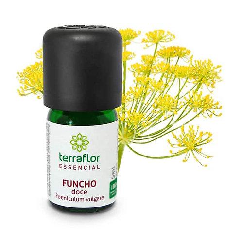 Óleo Essencial Funcho Doce 5ml - Terraflor