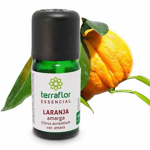 Óleo Essencial Laranja Amarga Natural 10ml - Terraflor