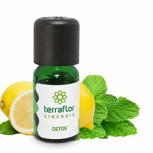 Óleo Essencial Sinergia Detox 10ml - Terraflor