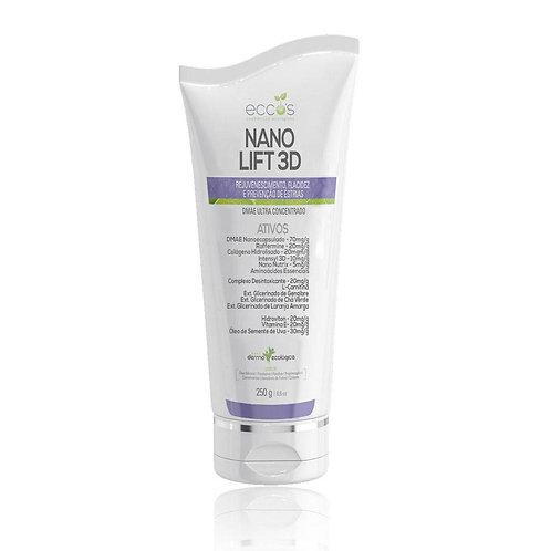 Creme Firmante Nano Lift 3d 250g - Eccos
