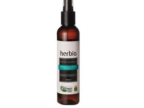 Água Floral Herbia de Manjericão Cravo 200 ml