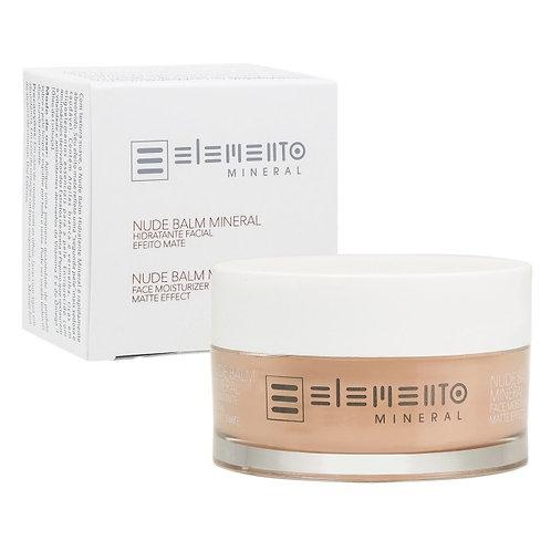 Hidratante Facial Nude Balm Natural e Vegano Elemento Mineral 50g